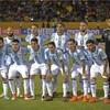 ロシアW杯前大会2位!注目のメッシ要するアルゼンチン代表メンバー発表!