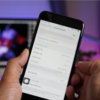 iOS11.1 AssistiveTouchのアイコンのタッチの仕方でショートカットを呼び出せるように