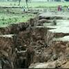 アフリカ大陸分裂の前兆か?