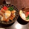 南幸 相鉄ジョイナスの「ちゅら屋 相鉄ジョイナス店」でラフテー丼とミニ沖縄そば定食