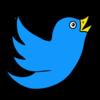 青い鳥 のイラスト