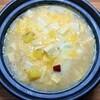 【薬膳】元気が出るサツマイモの塩麴雑炊の作り方。