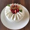 満足なケーキ