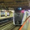 【乗車記】新宿-甲府 特急あずさ(E353系)普通席に乗車した