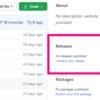 GitHubのTagとRelease機能を使ってみた