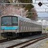 奈良線木幡駅の列車入線の妙