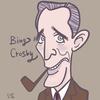 似顔絵 Bing Grosby