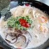食レポ B級グルメ 玄竜(ラーメン 福岡県京都郡苅田町)