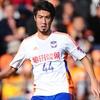 来季J2の新潟、DF大武峻と契約更新…今年6月に名古屋から加入