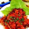 ポークソテーのトマト煮弁当