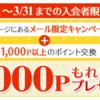 【当サイト限定】ライフメディア入会キャンペーンで1,410ポイント(1,410円分)!ノジマ150%交換がおトク!