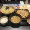 ボリュームランチ「つけ麺セット」