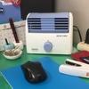 節電対策で設定温度を28度とかにしてる事務所って、仕事する気あるの ?|山善の卓上扇風機