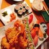 【メンフィスの日本料理レストラン】アメリカで山盛りの天ぷらとお寿司をいただく!!