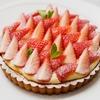 シンプルな苺タルトのレシピ