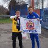 本田圭佑に寄せ書きを渡しにモスクワへ ~CSKA警備室を脱出して本田選手に会う~