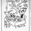 ちょっと珍しい、手塚治虫の「1コマ漫画」など(1982年「漫画昭和史」への再録より)
