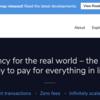 仮想通貨Nano(ナノ / XRB)の特徴・チャート・将来性・買い方について
