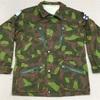 フィンランドの軍服  陸軍迷彩ジャケット(その1)とは? 0124  🇫🇮