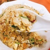 【光陽】孤独のグルメ名古屋出張編に登場!五郎さんセットの台湾ラーメン・ピリ辛にんにく炒飯・酢鶏をいただく