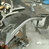 1971 マスタングマッハ1 右デッキショルダー修復1