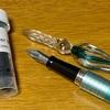 ガラスペンを買った