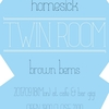 【LIVE】2017.9.18「TWIN ROOM vol.1」