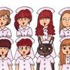 桜桃総合病院の職員たち(その1)