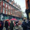 ダブリン市民の歩くスピードは異常に早い