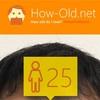 今日の顔年齢測定 442日目