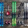 ホットワクシングでスキーが蘇った | GALLIUM