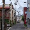 福島県田村市(3):船引町の旧歓楽街「すずらん通り」の街並み。