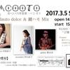 3/5 川岸倉庫 HACOOTO vol.2
