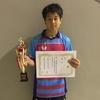 【 試合結果 】第37回宮城県中学校新人卓球大会個人戦 兼 平成29年度全日本卓球選手権(カデットの部)宮城県予選