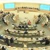 第41回人権理事会:法律上および実務上の女性に対する差別、ならびに人権と多国籍企業に関する作業部会との双方向対話