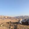 荒涼としたヨルダン土漠 (Jordan)