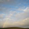 丘から雲へ 虹のきざはし