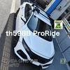 THULE ProRide598Bをホンダシビック5HBの取り付け事例ページを制作・公開