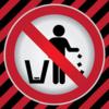 ●中国人には場所を問わずゴミをポイ捨てする悪習がある