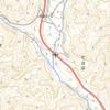 清内路峠 国道256号 旧道 阿智村側 2020