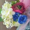 お花、あれから、一年・・・。