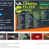 【平成最後の応援セール】ゲーム画面を盛り上げる300種類以上の大人気カメラエフェクトが70%OFF「Camera Filter Pack」/ 2Dのキャラや背景、UIなど80種類以上の大人気スプライトエフェクト集「2DxFX: 2D Sprite FX」