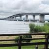 【滋賀 車中泊できない?】琵琶湖大橋を眺める道の駅★【道の駅 琵琶湖大橋米プラザ】