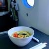 新型コロナで変わった?国際線ビジネスクラスの機内食