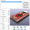 KiCad 向けオレオレ 3Dモデリング Pro Micro 編、後半。