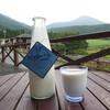 ガンジー牧場のゴールデンミルクを堪能♬