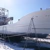 船の準備(定置網)