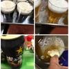 ビールゼリーと黒ビールゼリー