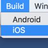 UnityでスクリプトからiOS,Androidのビルドを行う