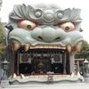 大阪の「難波八阪神社」の本当に見てほしいのはココ!